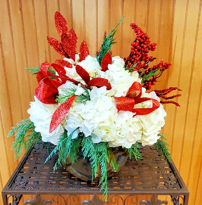 Happiest Holiday Bouquet from Bakanas Florist & Gifts, flower shop in Marlton, NJ