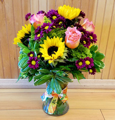 Sunny Dayz from Bakanas Florist & Gifts, flower shop in Marlton, NJ