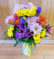 Playful Daisies from Bakanas Florist & Gifts, flower shop in Marlton, NJ