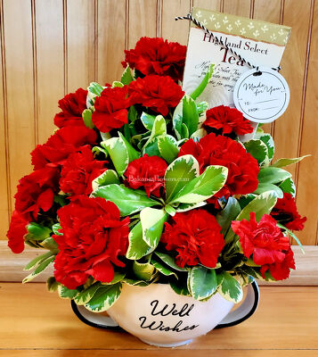 Get Well Wishes from Bakanas Florist & Gifts, flower shop in Marlton, NJ