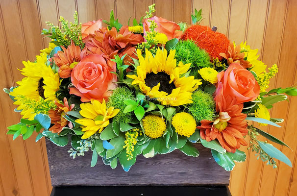 Harvest Garden from Bakanas Florist & Gifts, flower shop in Marlton, NJ
