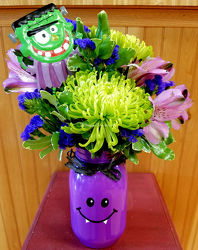 Purple People Eater from Bakanas Florist & Gifts, flower shop in Marlton, NJ