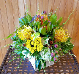 Protea Power from Bakanas Florist & Gifts, flower shop in Marlton, NJ