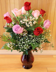 Passionate About Roses from Bakanas Florist & Gifts, flower shop in Marlton, NJ