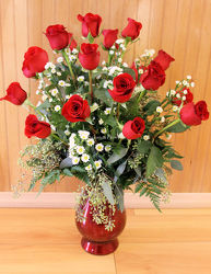 Ruby Roses from Bakanas Florist & Gifts, flower shop in Marlton, NJ