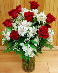Forever Yours Bouquet from Bakanas Florist & Gifts, flower shop in Marlton, NJ