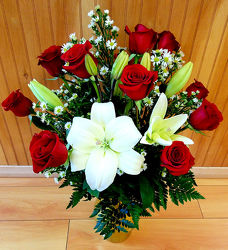 Love Eternal Bouquet from Bakanas Florist & Gifts, flower shop in Marlton, NJ