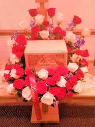 Military Memorial Wreath from Bakanas Florist & Gifts, flower shop in Marlton, NJ