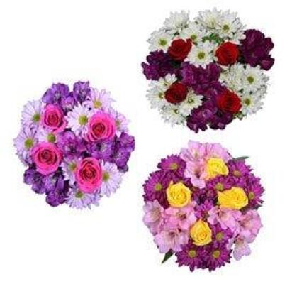 Loose Cut Flower Bouquets from Bakanas Florist & Gifts, flower shop in Marlton, NJ