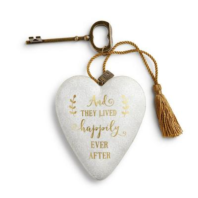 Happily Ever After Art Heart from Bakanas Florist & Gifts, flower shop in Marlton, NJ