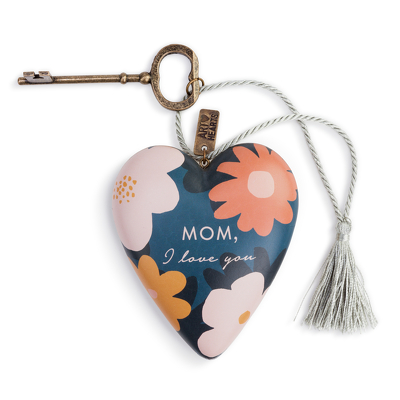 Mom I Love You Art Heart from Bakanas Florist & Gifts, flower shop in Marlton, NJ