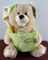 Nursery Rhyme Bear from Bakanas Florist & Gifts, flower shop in Marlton, NJ