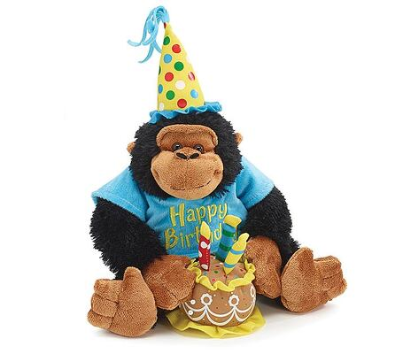 Happy Birthday Monkey from Bakanas Florist & Gifts, flower shop in Marlton, NJ