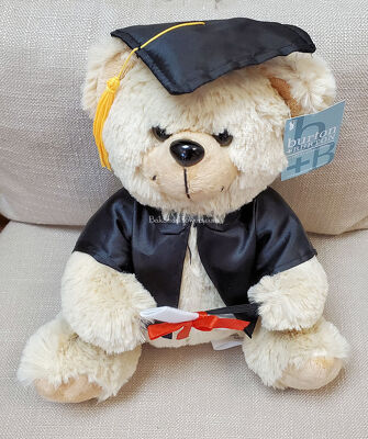 Graduation Bear from Bakanas Florist & Gifts, flower shop in Marlton, NJ