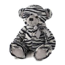 Zebra Print Bear from Bakanas Florist & Gifts, flower shop in Marlton, NJ