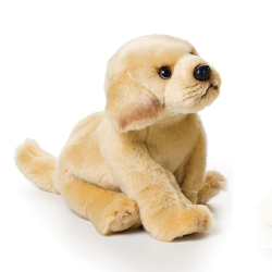 Yellow Lab Plush from Bakanas Florist & Gifts, flower shop in Marlton, NJ