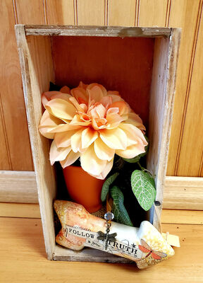 Follow Your Truth Picture Box from Bakanas Florist & Gifts, flower shop in Marlton, NJ