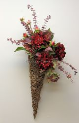 Burgundy Cone  from Bakanas Florist & Gifts, flower shop in Marlton, NJ