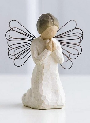 Angel of Prayer from Bakanas Florist & Gifts, flower shop in Marlton, NJ