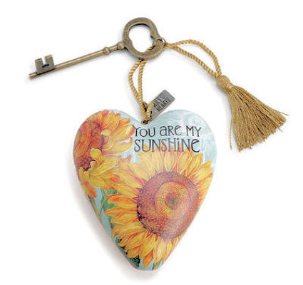 You Are My Sunshine Art Heart from Bakanas Florist & Gifts, flower shop in Marlton, NJ