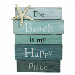 The Beach is My Happy Place from Bakanas Florist & Gifts, flower shop in Marlton, NJ