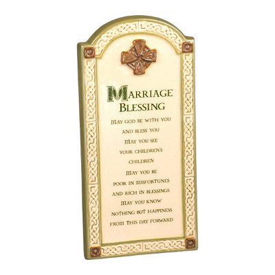 """Marriage Plaque"" from Bakanas Florist & Gifts, flower shop in Marlton, NJ"