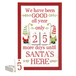 Christmas Countdown Calendar  from Bakanas Florist & Gifts, flower shop in Marlton, NJ