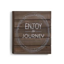 Enjoy the Journey Wall Art from Bakanas Florist & Gifts, flower shop in Marlton, NJ