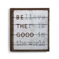 Good in the World Wall Art from Bakanas Florist & Gifts, flower shop in Marlton, NJ