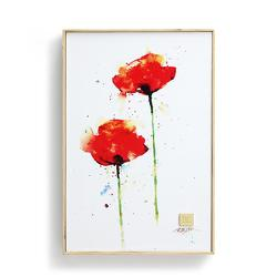 Poppies Wall Art from Bakanas Florist & Gifts, flower shop in Marlton, NJ
