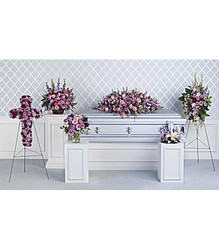Lavender Tribute Collection from Bakanas Florist & Gifts, flower shop in Marlton, NJ