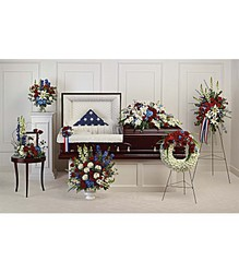 Distinguished Service Collection from Bakanas Florist & Gifts, flower shop in Marlton, NJ