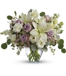 Lovely Luxe Bouquet from Bakanas Florist & Gifts, flower shop in Marlton, NJ