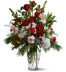 Grand Holidays from Bakanas Florist & Gifts, flower shop in Marlton, NJ