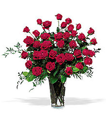 Three Dozen Red Roses from Bakanas Florist & Gifts, flower shop in Marlton, NJ